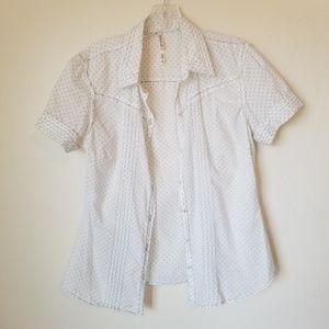 Aeropostale Cotton Blouse - Size M